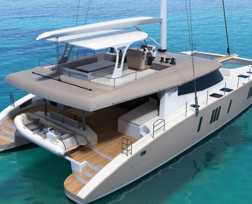 19th Hole,Yacht,22.5m-Sunreef Yachts
