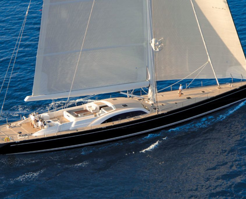 Aristarchos, Yacht, 39.93m - Nautor's Swan