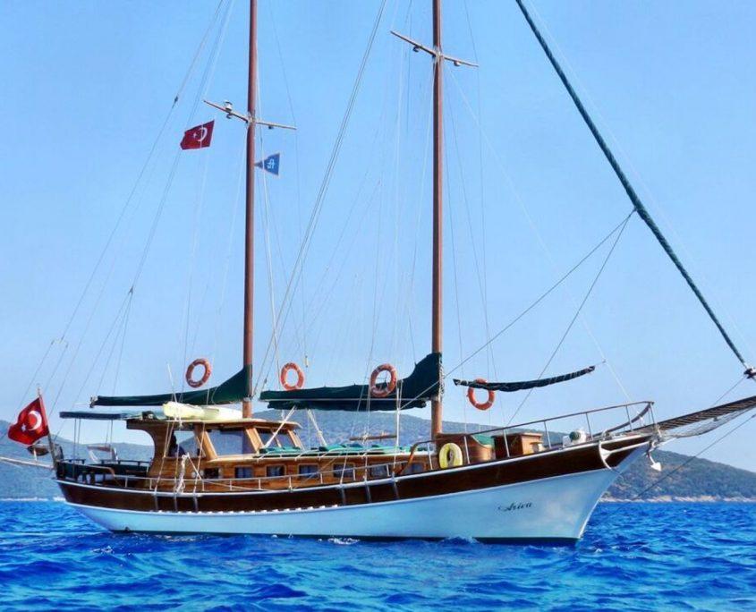 Ariva,Yacht,17.5m