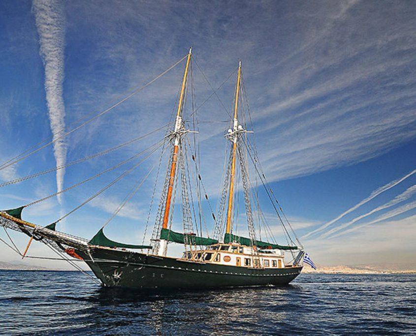 Arktos, Yacht, 34.6 m