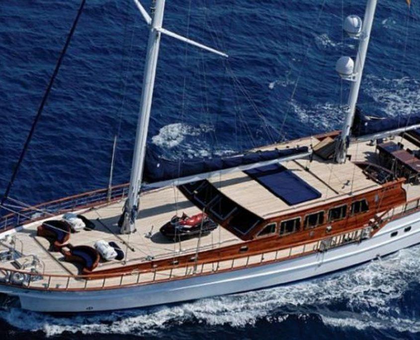 Eyes, Yacht, 34 m -Pax Navi