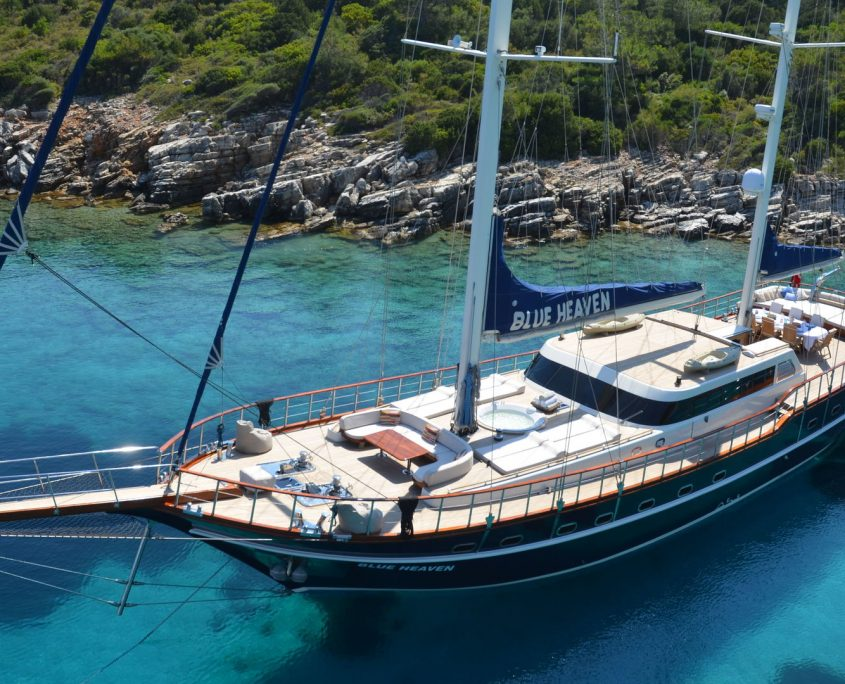 Blue Heaven,Yacht,30m-Mavi Rota Yachting