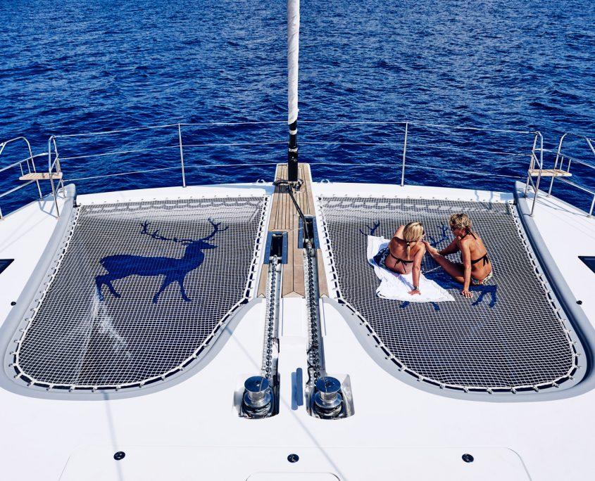 Blue Deer - Catamarano
