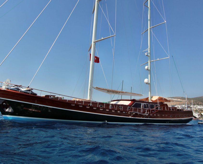 Carpe Diem, yacht,37m