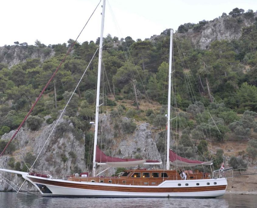 Clarissa, Yacht, 31 m