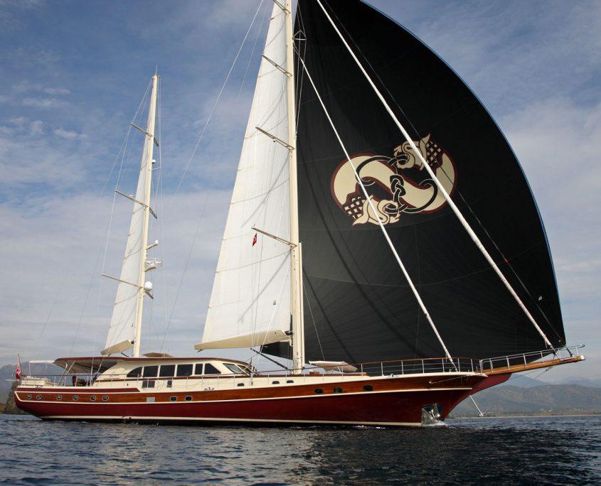 Daima, yacht, 37,5m, arkin pruva yachts