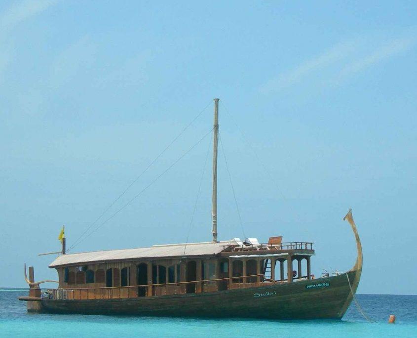 Dhoni Stella 1,Yacht,22m
