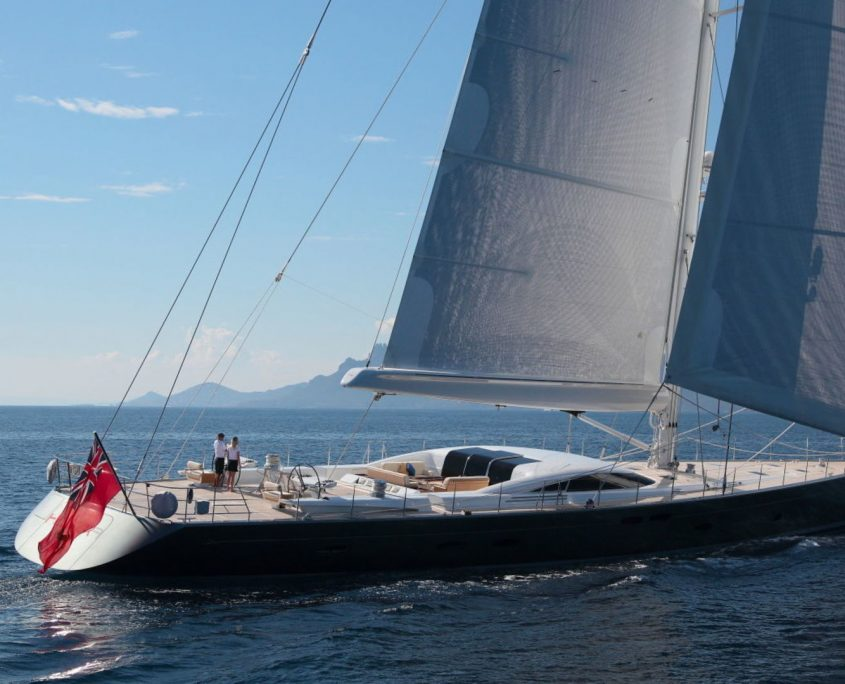 Heureka,Yacht, 45m - Holland Jachtbouw