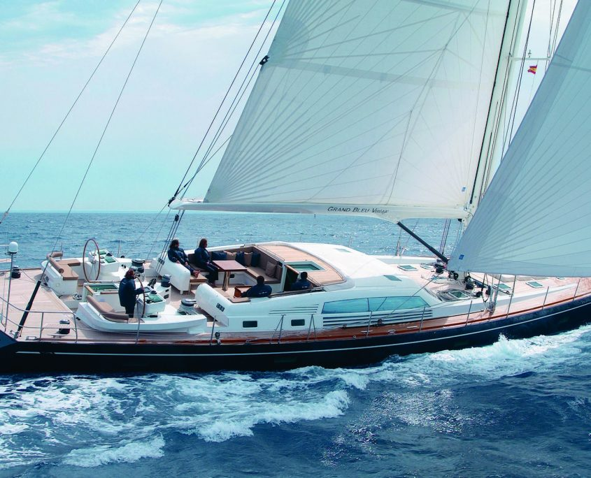 Grand Blue Vintage,Yacht,29m-CNB Bordeaux