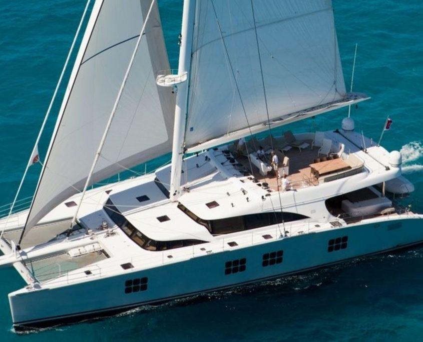 Ipharra, Yacht, 31.09m - Sunreef Yachts