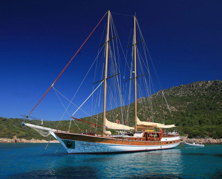 Kaya Guneri 2, Yacht, 28.5 m