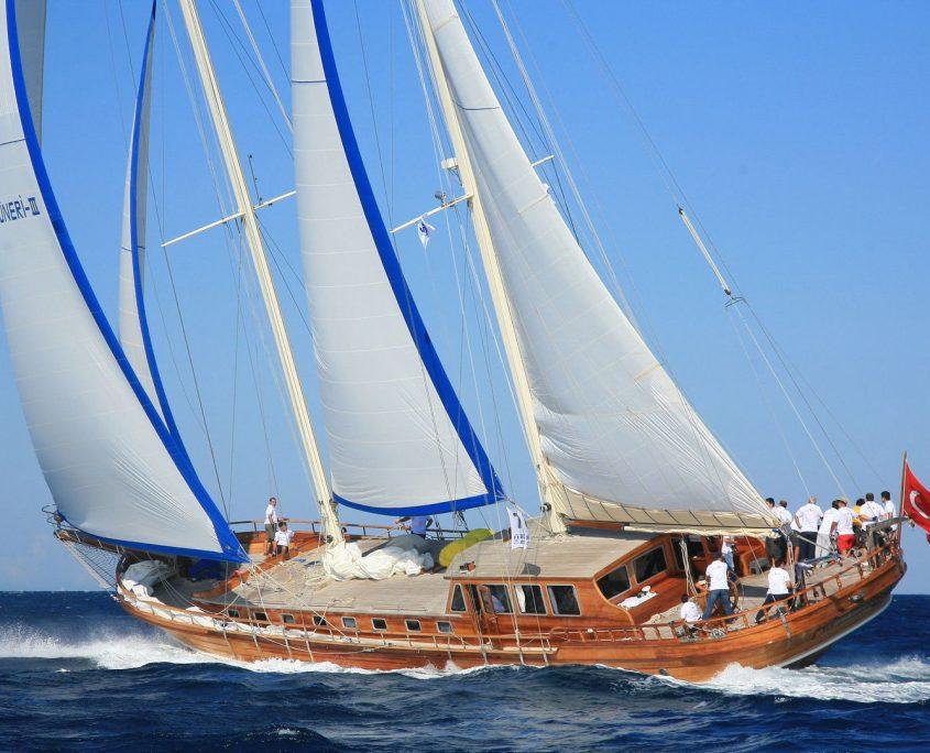 Kaya Guneri 3, Yacht, 29.8 m