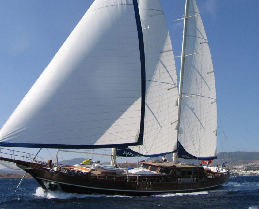 Kaya Guneri 4, Yacht, 34.6 m