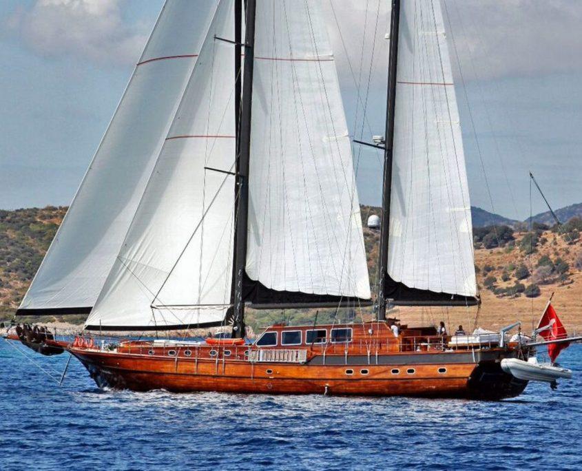 Kaya Guneri Plus, Yacht, 35m