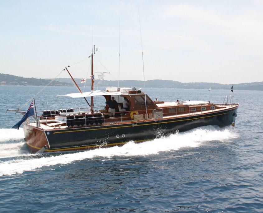 Leontine, Yacht, 18.35m - Mostes