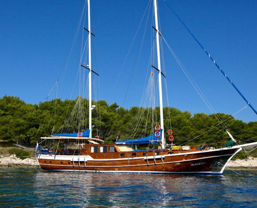 Malena, Yacht, 25m