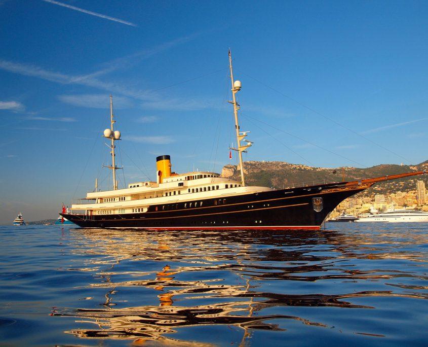 Nero, Yacht 90m - Corsair Yachts
