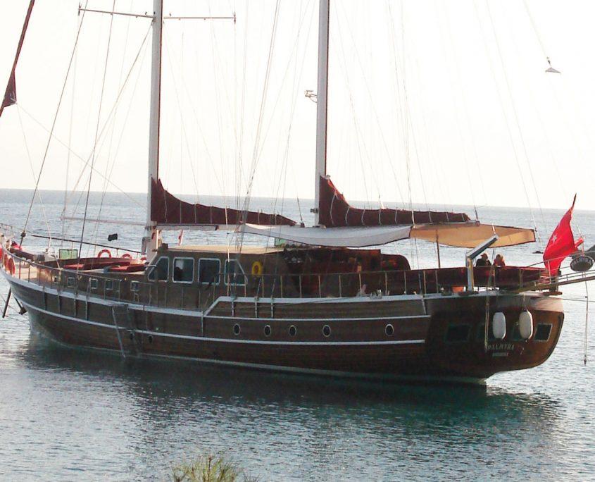 Palmira, Yacht, 32 m