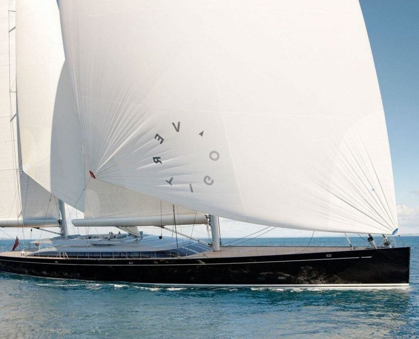 Vertigo, Yacht, 67.2m - Alloy Yachts