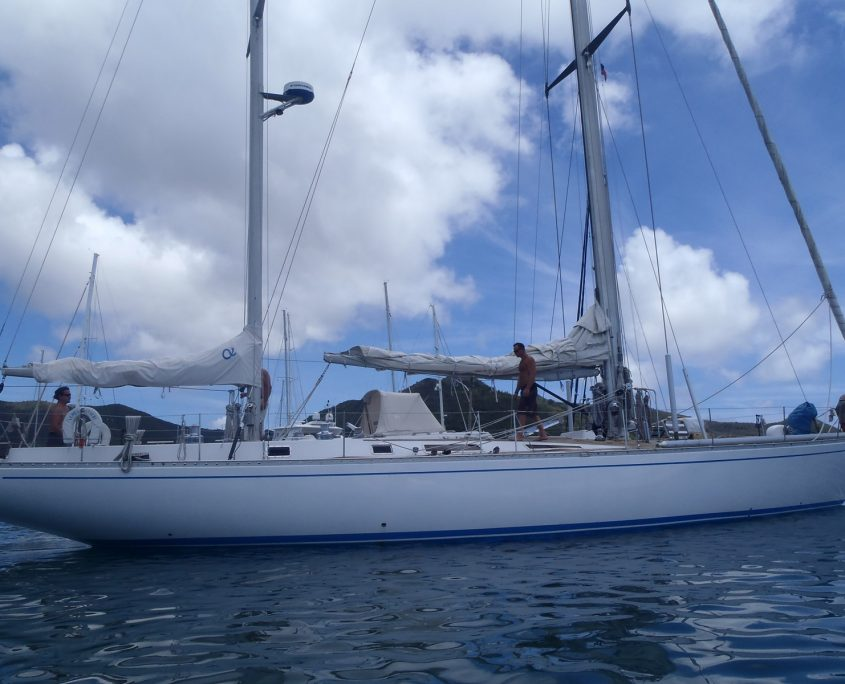 alpha centauri yacht 19m Nautor Swan