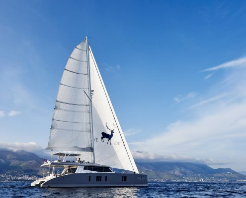 Blue Deer, Yacht 23m - Sunreef Yachts