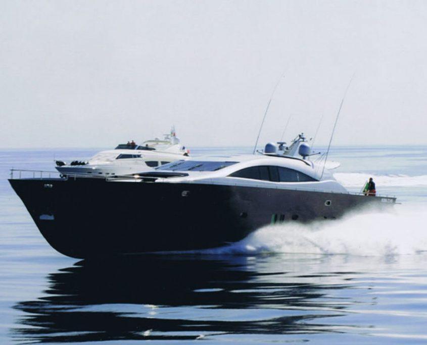 Alemia, Yacht, 32m - InRizzardi Italcraft