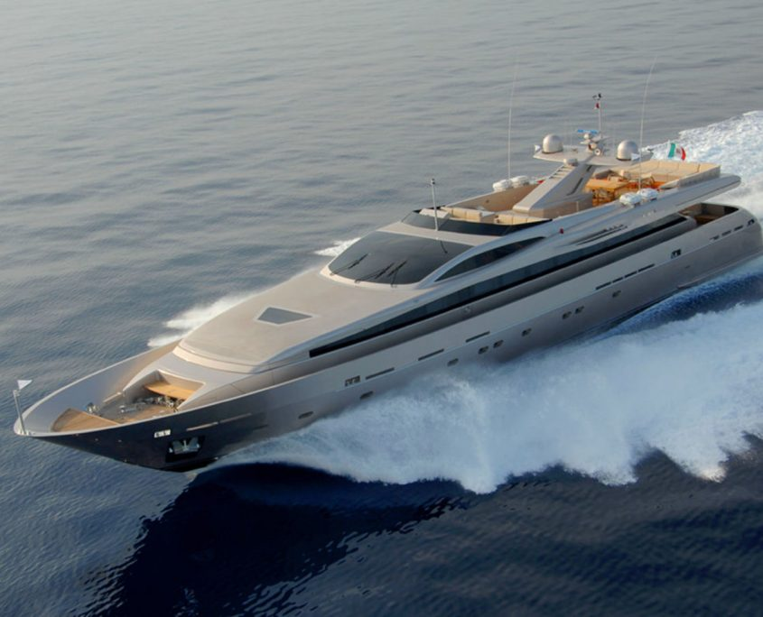 Aqua, Yacht, 39.6m - ADMIRAL-CNL