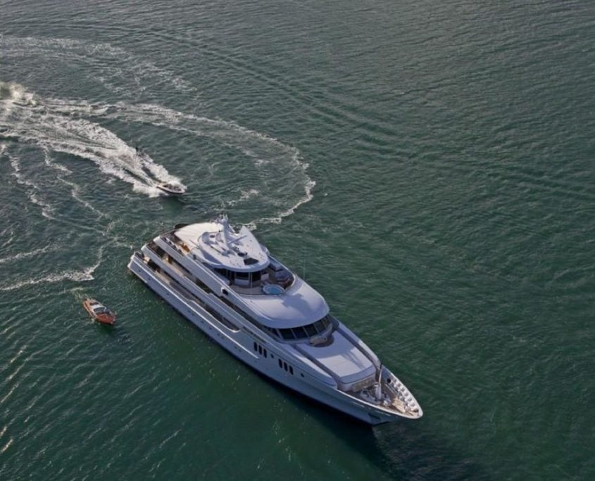 Blue Moon, Yacht, 60.35 m - Feadship