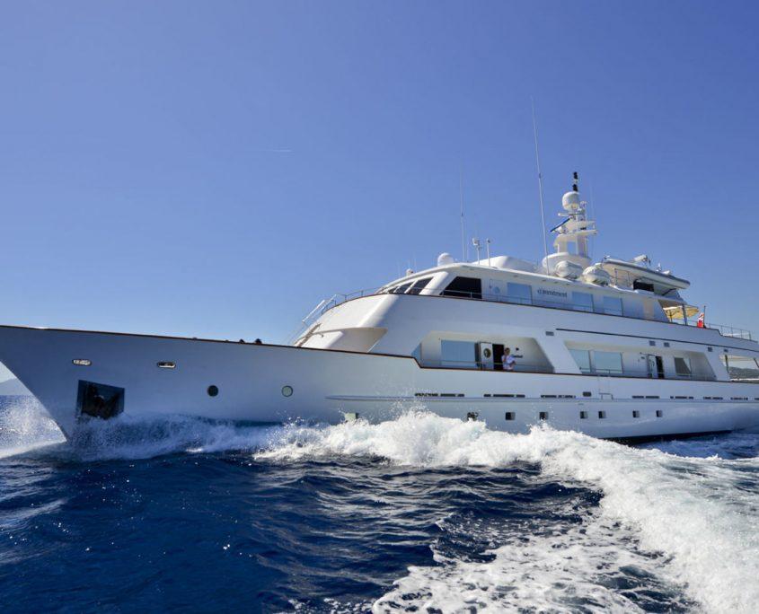 Commitment, Yacht, 39.69 m - CARP NAVI-DE VRIES