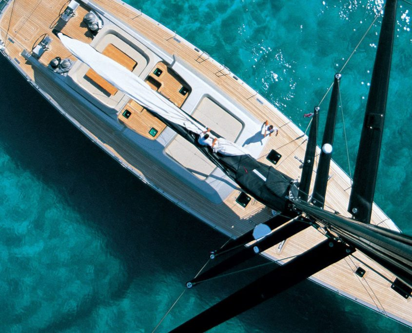 Dark Shadow, Yacht, 30.45m - German Frers
