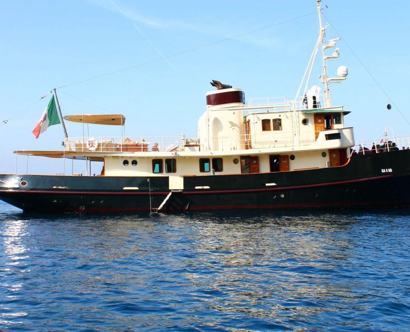Dp Monitor, Yacht, 30m - Benetti