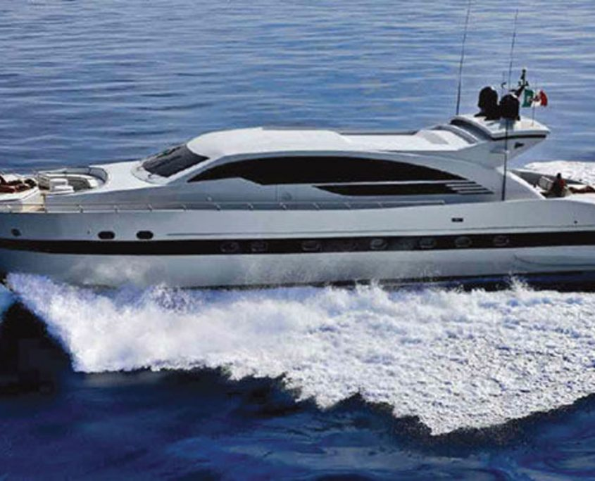 Dream on, Yacht, 27.7m - Tecnomar