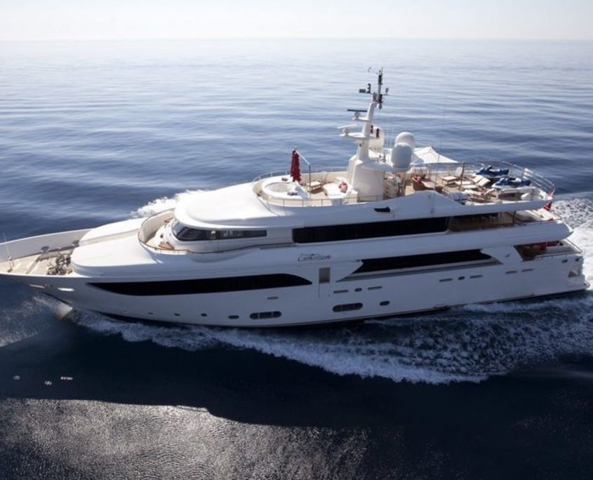 Emotion, Yacht, 42.6 m - CRN