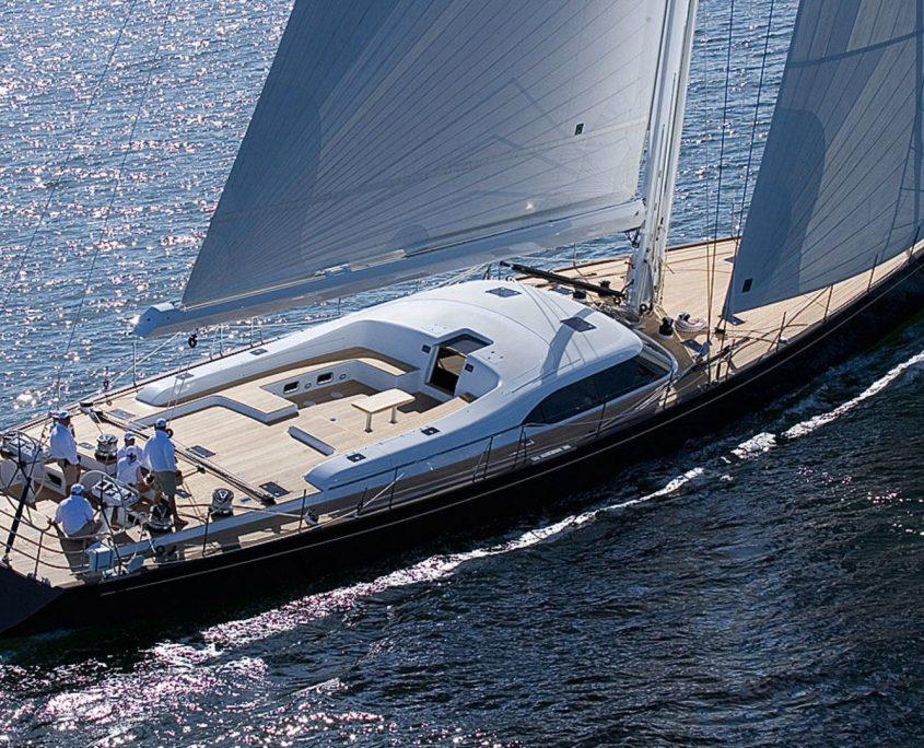 Farandwide, Yacht, 30.2m - Southern Wind Shipyard