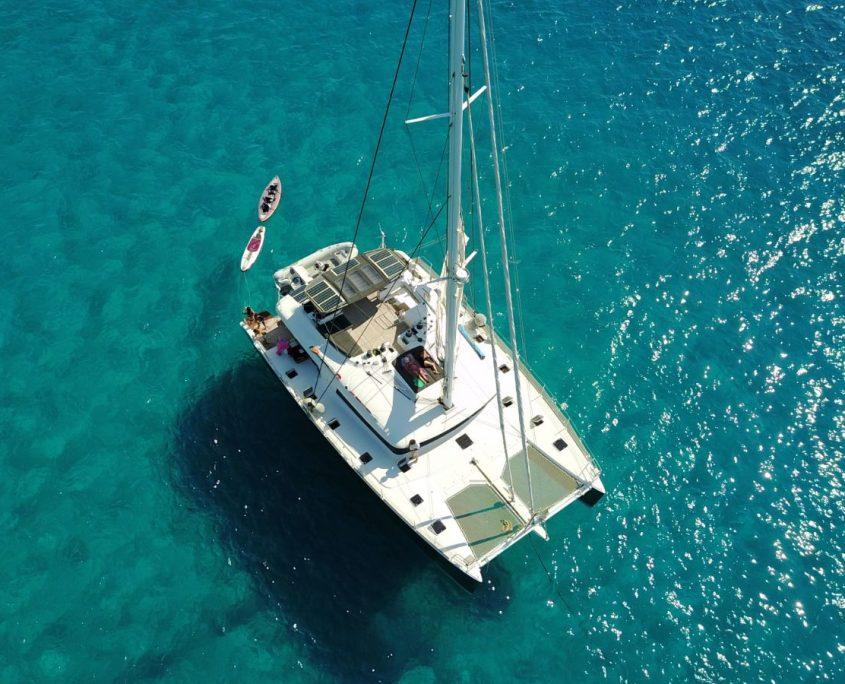 Kaskazi Four, Yacht, 19 m - Lagoon