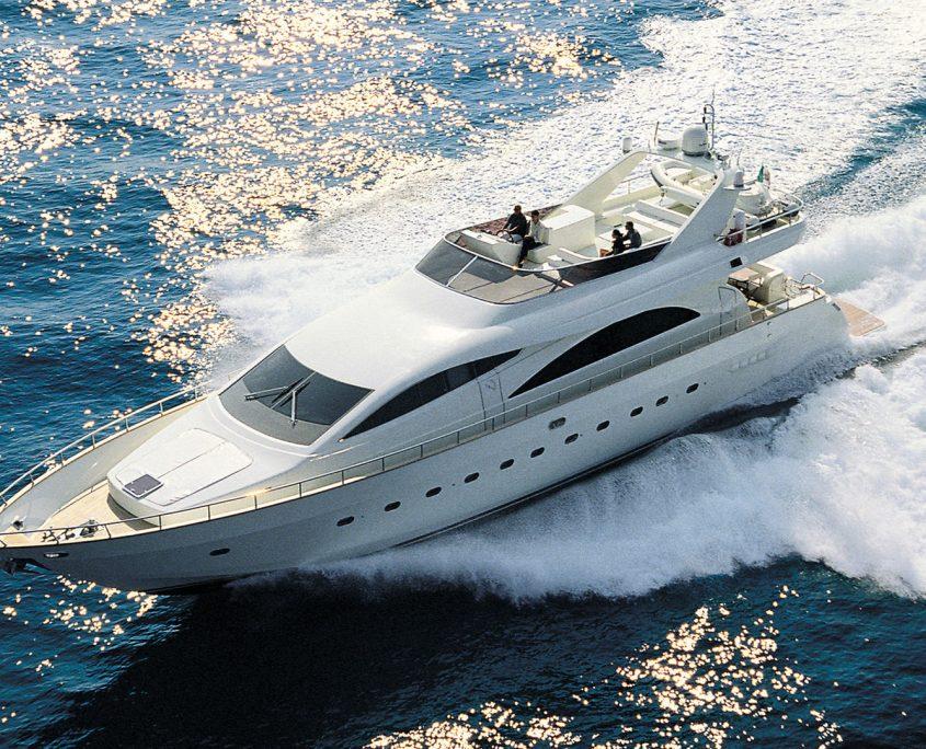 Jauni, Yacht, 26.2m - Amer