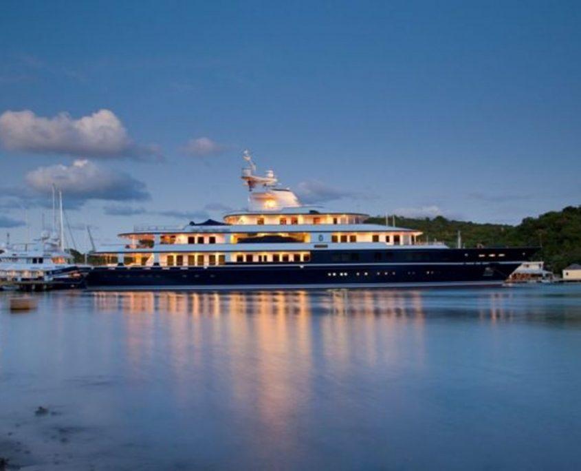 Leander G, Yacht.75m - Peenewerft