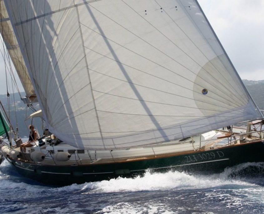 Ludovita, Yacht, 18m - Beneteau
