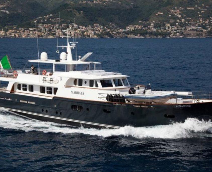 Marhaba, Yacht, 32.79m - OCEA