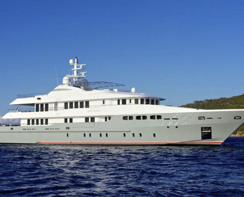 O'Ceanos, Yacht, 49.23 m - Mondomarine