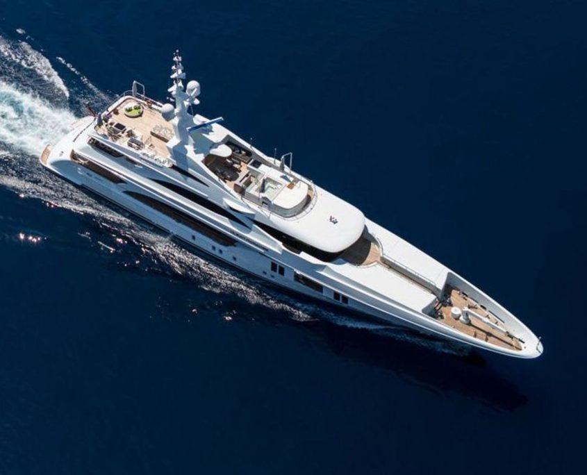 Ocean Paradise, Yacht, 55 m - Benetti