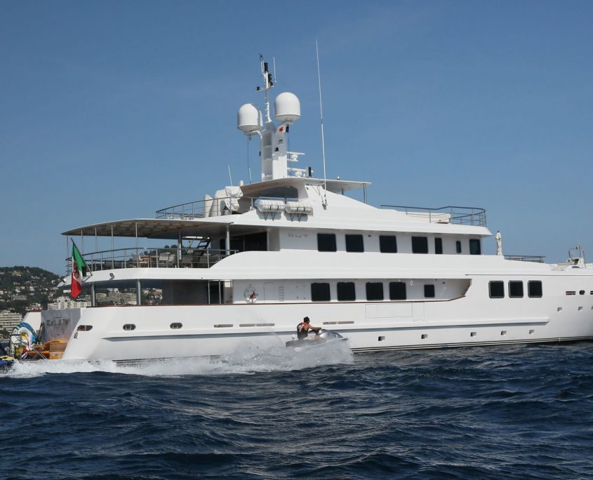 Out, Yacht, 48 m - AMTEC