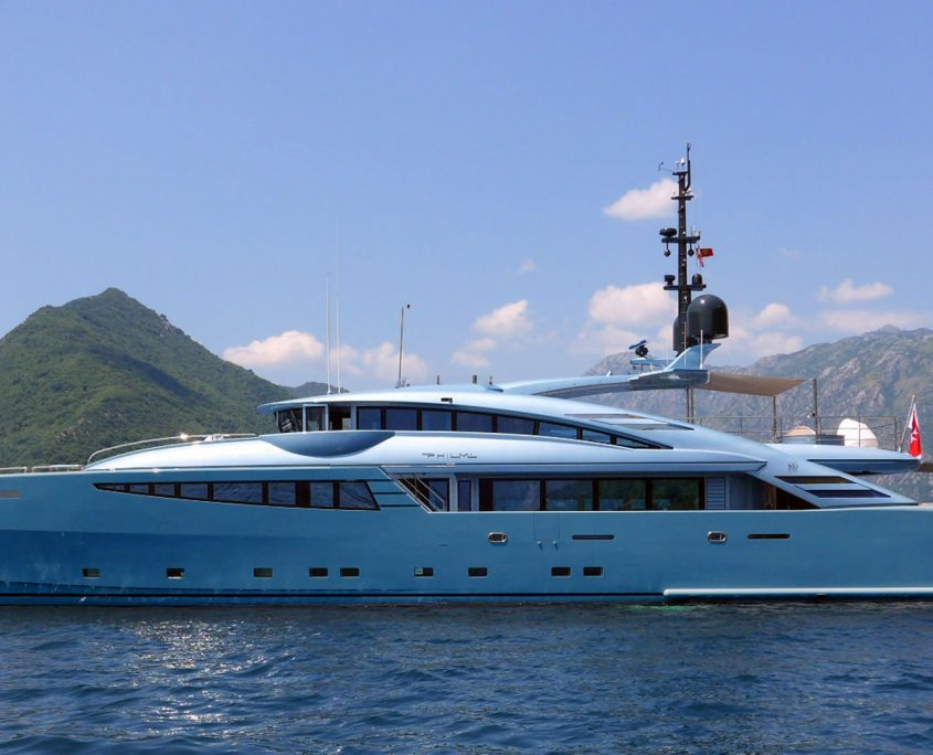 Philmi, Yacht, 43.25 m - ISA - International Shipyard Ancona