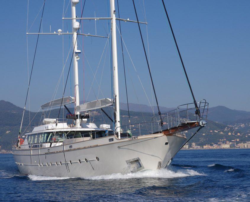 Renaissance, Yacht, 39m - CNT Castagnola