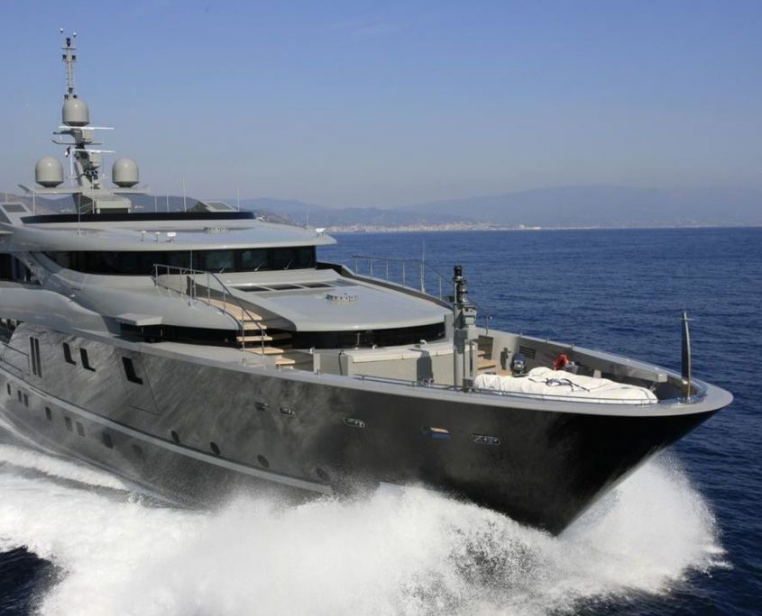 Sea Force One, Yacht, 53.8 m - AMY