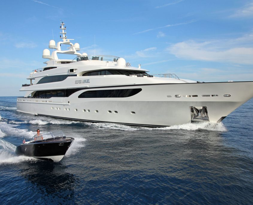 Silver Angel, Yacht, 64.5 m - Benetti