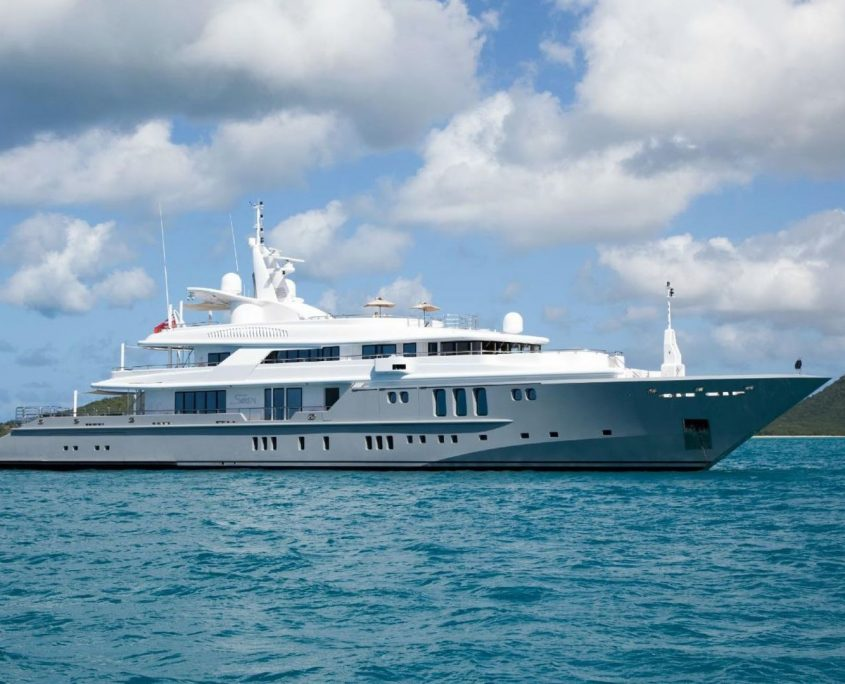Siren, Yacht, 73.5 -Nobiskrug