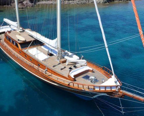 Smyrna, Yacht, 30m
