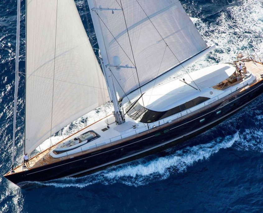 State of Grace, Yacht, 39.4m, - Perini Navi
