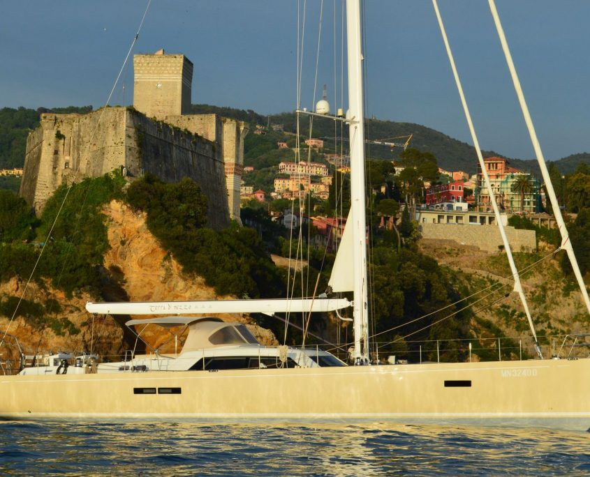 Terra di Mezzo, Yacht, 21.9m - Solaris
